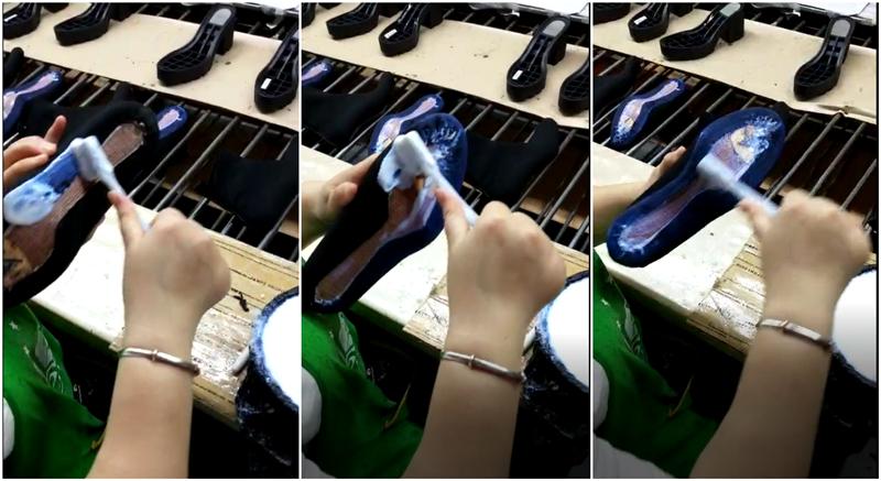 一哥鞋胶|一哥水性pu胶产品使用反馈