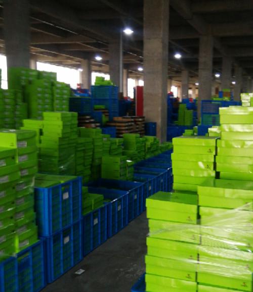 一哥水性鞋用胶与温岭鑫晶能源厂合作,在品质鞋领域共谋发展